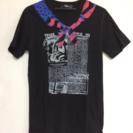 新品 メンズTシャツ 2017大流行 アメリカ柄 星