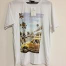 新品 メンズTシャツ 2017大流行 ストリート カジュアル ホワイト