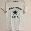 ほぼ未使用 Holly wood Tシャツ