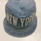 新品 New york ハットキャップ 男女共用