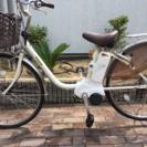☆美品☆2015.7購入Panasonic電動自転車