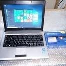 ⑤ NEC UltraLite モバイルノート Core i7 S...