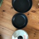ハンドルがはずせる鍋