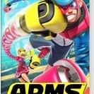 ARMS アームズ ニンテンドースイッチ用ソフト 任天堂