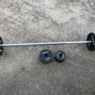 バーベルセット 140キロ