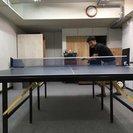 卓球の個人練習場 両国二丁目