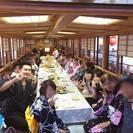 【北海道・札幌】屋形船で飲もう!! in 小樽★浴衣歓迎の屋形船宴...