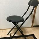 無料 折りたたみ椅子 簡易チェアー