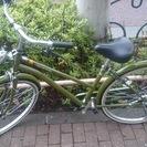 中古☆26インチ自転車譲ります☆