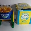 【未使用】象印 かき氷機♪ くるくる氷っ子