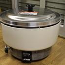 ほぼ新品 リンナイ 都市ガス炊飯器  4升 RR-40S1-13A