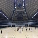 卓球@東京体育館