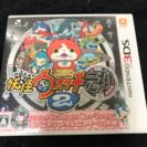 3DS妖怪ウォッチ2元祖 限定メダル付き