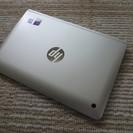タブレットとして使えキーボードもある HP タブレットPC 2in...