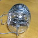 ママチャリ オートライト LEDランプ