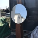 ヘアサロンで使っていた大型鏡