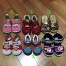 子供靴 サイズ色々