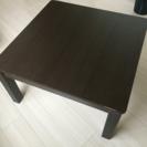 ニトリのスクエアテーブル