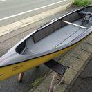 アクアミューズ 141 セーリングカヌー 使用少ない超美艇!セール...