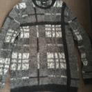 黒セーター