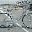 中古自転車27(防犯登録は無料)パナソニック タウンサイクル 26...