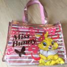 【訳あり】♡ミスバニー♡プールバッグ