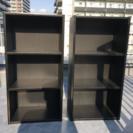 黒 カラーボックス 一個300円 収納家具