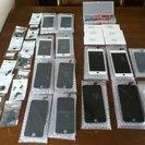 【新品】高品質AAA iPhoneフロントパネル+スモールパーツ+...