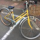 ☆*:.。お値下げ.。.:*☆黄色 自転車