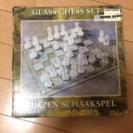 ガラス製チェスセット