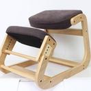 KOEKI 木製バランスチェア・健康椅子・子供デスクチェア スレッ...