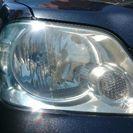 出張自動車ヘッドライト黄ばみ除去