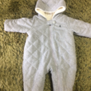 BabyGap ボアスーツ