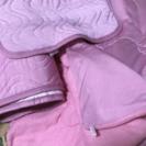 両面使える肌掛け布団 冷感敷きパッド 冷感枕カバー 未使用品