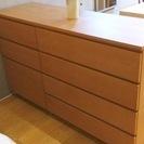 【無印良品】木製スタッキングキャビネット