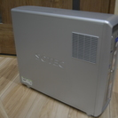 ◆SOTEC HDD 160GB◆メモリ2GB◆ 部品取りにどうぞ!!