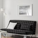 【商談中】IKEA PS HÅVET 2人掛けソファベッド, ルー...