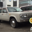 日産 ラシーン 4WD