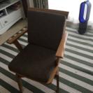 ダイニングチェア  回転  椅子   2脚セット   ニトリ
