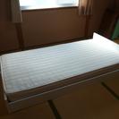 シングルベッド1台 無料!