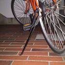自転車のスタンド売ります。