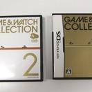 任天堂 非売品 GAME&WATCH COLLECTION 1&2...