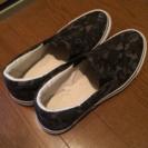 スリッポン26cm*¥300