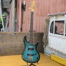 Aria ProⅡ TSB ベースギター ジャンク
