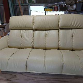 (最終値下げです)マルイチセーリング リクライニングソファー