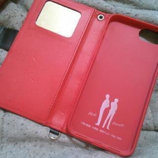 iPhone7用安室&赤井のスマホカバー