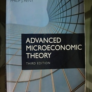 Advanced Microeconomic Theory 3rd...