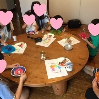 <残り2組>未就学児向け親子英語単発レッスン(8月29日)