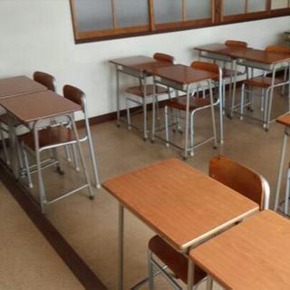 好評【塾】★KOKUYOコクヨ 学習机+椅子付き 569129MD...