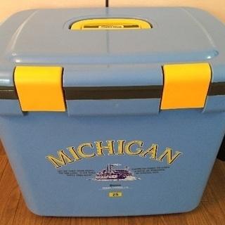 クーラーボックス、保冷剤、2L容器セット
